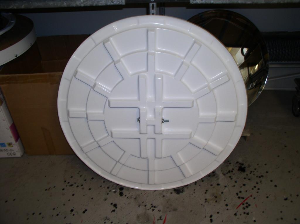 lustra okrągłe producent