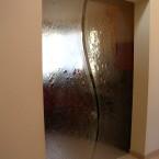 Drzwi szklane biuro