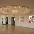 Lustro w sali balowej-Gościniec Branicki